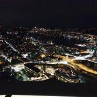 Ночной Сиетл. :: Ольга Швец