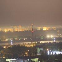 Ночная Пермь :: Сергей Токмаков