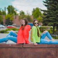 Катя и Лера :: Юлия ))))