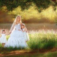 девочки.... :: Света Солнцева