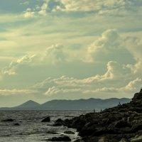Вид на Ольгинский перевал :: Александр Заварухин
