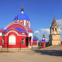 Храмы Мещовска :: Константин