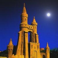 vit5  Песочный замок :: Vitaly Faiv