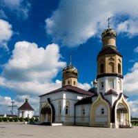 В монастыре :: Игорь Вишняков