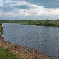 Спасское водохранилище :: Сергей Цветков