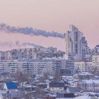 Город февраль :: Богдан Кириллов