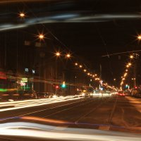 Огни ночного города :: Надежда Ёздемир