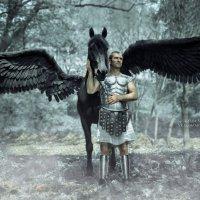 Perseus and Pegasus :: Леся Седых