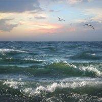 Морской этюд :: Эля Юрасова