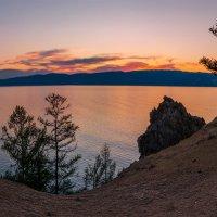 На закате дня :: Альберт Беляев