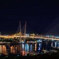 """""""Золотой мост"""" :: Сергей Казмирчук"""