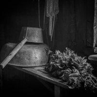 Баня по чёрному... :: Евгений Осипов