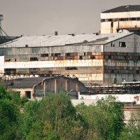 криолитовый завод :: Андрей Хлопин