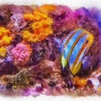 Рыбка 2 :: Андрей Дворников