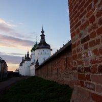 башни ростовского кремля :: Александра