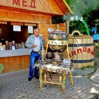 Приглашаю на чай! :: Владимир