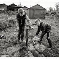 игра в любую погоду :: Сергей Демянюк