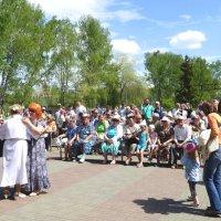 В субботу в парке :: Александр Садовский