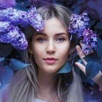 Lilac :: Кристина Дмитриева