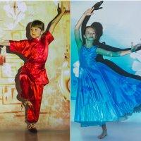 Две сестры :: Нина Баева
