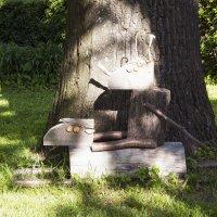Сделаны из дерева :: Aнна Зарубина
