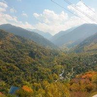 дача в горах :: Горный турист Иван Иванов
