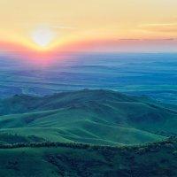 Алтайские холмы :: Егор Балясов