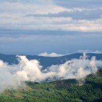 Мир, где живут облака :: Tatiana Belyatskaya