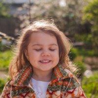 солнце в волосах :: Тася Тыжфотографиня