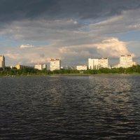 Здесь я еще шутил, что снимаю завтрашний дождь :: Андрей Лукьянов