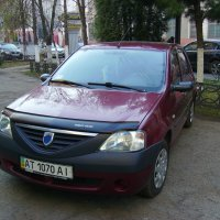 Dacia :: Андрей  Васильевич Коляскин