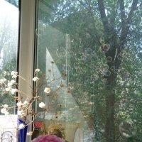 А за окном - эфирные одуванчики... :: Алекс Аро Аро