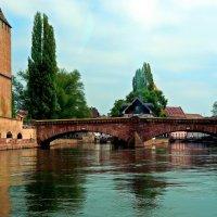 мосты Страсбурга :: Александр Корчемный