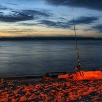 Вечер на берегу Волги..... :: Va-Dim ...