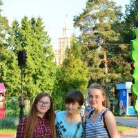 в парке :: Натали Акшинцева