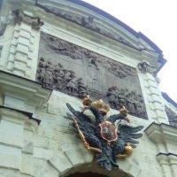 Ворота в Петропавловскую крепость. (Санкт-Петербург) :: Светлана Калмыкова