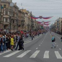 Опять половину Невского заняли.. )) :: tipchik