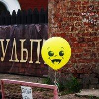ОПАСНАЯ ЗОНА :: Виктор Никитенко