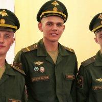 Наши воины :: Евгений Кривошеев