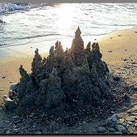 замок  из  песка. :: Ivana