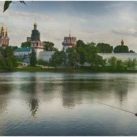 Москва. Новодевичий монастырь. :: Игорь Абламейко