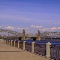 Мост Петра Великого :: Аркадьевна Кокарева