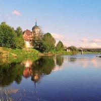 Белый Омут.Николо-столбенский мужской монастырь :: Павлова Татьяна Павлова