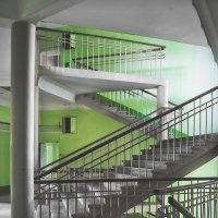 Лестница в... :: Анна Аринова