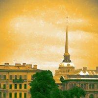Город :: Евгений Никифоров