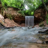 горчаковщинский водопад :: Laryan1