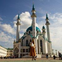 Мечеть Кул-Шариф :: Денис Атрушкевич