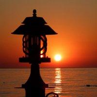 На восходе солнца :: Асылбек Айманов