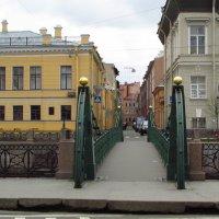 Почтамтский мост и Прачечный пер. :: Дмитрий