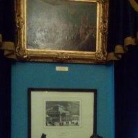 Один из интерьеров Коменданского дома в Петропавловской крепости. :: Светлана Калмыкова